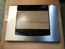 INDESIT STAINLESS STEEL OVEN OUTER DOOR GLASS MODEL FI31KBIXGB
