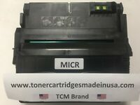 HP 4200 MICR. TCM USA OEM Alternative MICR Cartridge. Made in USA. Q1338A MICR