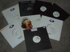 "8 x 12""   Distinctive Records Vinyl Collection.    HOUSE!!"