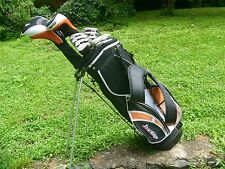 Tour Edge HP11 Golf Clubs and Bag, all you need, give it a try!!! Right handed