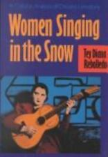 Women Singing in the Snow: A Cultural Analysis of Chicana Literature-ExLibrary