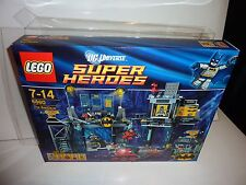 lego super heroes the batcave 6860 new sealed in box protector