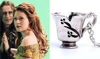 Once Upon En Time Colgante Rumplestiltskin Belle C ' Era Una Volta Taza Disney 1