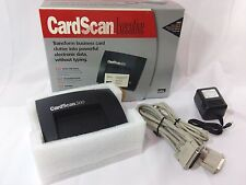 CardScan Executive Business Card Scanner CardScan 500