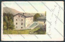 Pistoia Abetone cartolina ZB4546