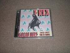 Marc Bolan & T. Rex Great Hits 1972-1977: The B-Sides CD 25 TRACKS