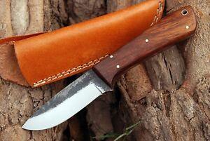 Mittelalter  Messer, Gürtel Messer, handgeschmiedet 1095 CR 71