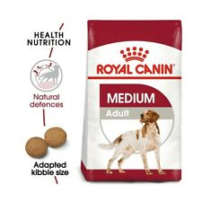 Dog Dry Food ROYAL CANIN Medium Adult 15kg Brand New Free Ship