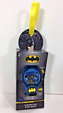 Accutime Batman Flashing Icon & Dial Watch Gift Boxed Age 6