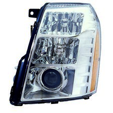 Fits 2007 2008 2009 2010 Cadillac Escalade EXT Driver Side HID Headlight