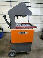 iQ iQ1000 Portable Dust Collector w/Mk Bx3 Dry Diamond Brick Stone Paver Saw