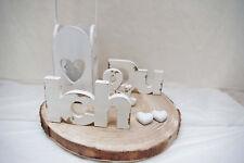 Baumscheibe Hochzeitsdeko Hochzeit Dekoration Valentinstag Heiratsantrag Deko