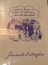 GIANCARLO INTRUGLIO - E QUANDO FINISCE, TUTTO IL RESTO POI, SONO SOLO CHIACCHER