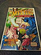 1963 Buch 1: Mystery Incorporated NM-Alan Moore 1993 Image Comics Rick Veitch