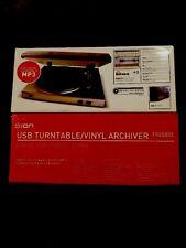 ION USB Turntable Vinyl Record Archiver TTUSB05 Player Mint