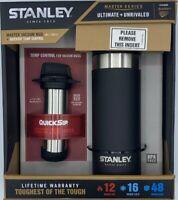 Stanley Master Vacuum Mug with QuickSip - 18 oz BPA FREE 18/8 Stainless Steel