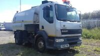JOHNSTON VT650 ROAD SWEEPER          NOW SOLD!!!!!!!!!!!!!!!!!!!!!!!!!!!!!!!!!