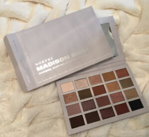 MORPHE X MADISON BEER ~ CHANNEL SURFING PRESSED PIGMENT ARTISTRY PALETTE New