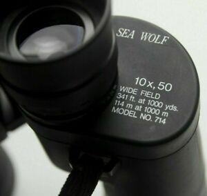 Swift Sea Wolf 10x50 Wide Field 341ft./1000 Fully Coated