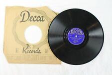 Ted Weems – Salud, Dinero Y Amor / Rose Of The Rockies,  Vinyl 78, Decca