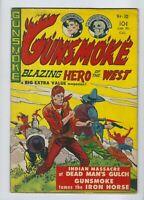 GUNSMOKE #10 YOUTHFUL GOLDEN AGE WESTERN COMIC BOOK CANADIAN VARIANT SCARCE