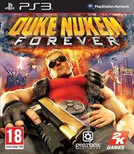 8684 // DUKE NUKEM FOREVER SUR PS3 NEUF SOUS BLISTER