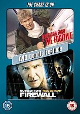 The Fugitive/Firewall [DVD], Very Good DVD, Jeroen Krabbé, Tommy Lee Jones, Juli