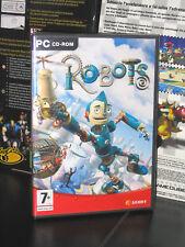 ROBOTS GIOCO WINDOSWS PC-CD ROM NUOVO IMBALLATO ITA