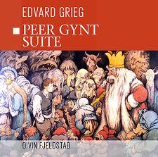 CD Peer Gynt Suite von Edvard Grieg mit Oivin Fjeldstad