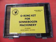 MEGA O-RING KIT FOR SENNEBOGEN MACHINERY 4100-SBGN-79