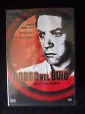 DVD Film ROSSO NEL BUIO DI CLAUDE CHABROL CON DONALD SUTHERLAND [DV11]