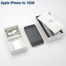 APPLE iPHONE 4S 16 GB SIMLOCKFREI GUTEN ZUSTAND OVPNETZTEIL KABE MD239D/A