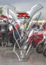 PARASERBATOIO ADESIVI 3D SUZUKI PROTEZIONE SERBATOIO MOTO GSXR GSX-R TRASPARENTE