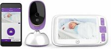 BT Smart Video Baby Monitor 6800 with 5 inch screen.
