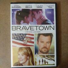 Bravetown (Dvd, 2015) Lucas Till (MacGyver) Brand New
