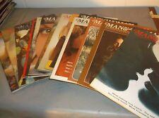 Vintage Health weekly series MAN AND WOMAN 1970-71Marshal Cavendish Ency