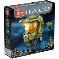 Mega Construx HALO Infinite Master Chief Helmet Construction Set - Exclusive!