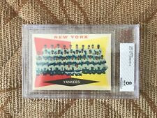 MICKEY MANTLE 1960 Topps 332 Yankees CL BVG 8 >Mantle '60T#350 valu$4800 NY Team