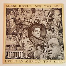 George Russell's New York Band (Soul Note ‎– SN 1049) Vinyl LP 1963 Import Italy