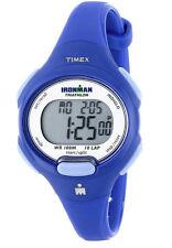 Timex Women's Ironman T5k784 Blue Rubber Quartz Watch