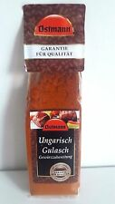 Hungarian Goulash Seasoning Mix by Ostmann of Germany, 1x 45 gram pack