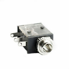 "10pcs,1/8"" 3.5mm MONO Socket Headphones Jack PCB Panel Mount Connectors"