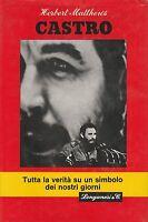 (Herbert Mattheus) CASTRO 1969   Longanesi