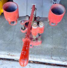 Vintage C&H Loadmaster 12 Gauge Shotshell Reloader Parts Lot