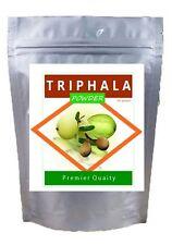 50g TRIPHALA POWDER,3 Herbal Indian Gooseberry Myrabolan wood Terminalia