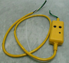Hubbell Circuit Guard circuit Interrupter, # B-172550, Used, WARRANTY