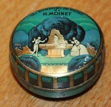 ancienne boite de bonbon de vichy h. moinet depuis 1852