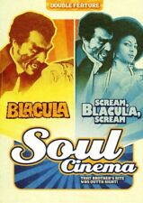 Blacula / Scream, Blacula, Scream [New DVD] Widescreen