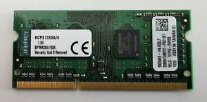 Kingston KCP313SS8/4 4GB DDR3 1333MHz