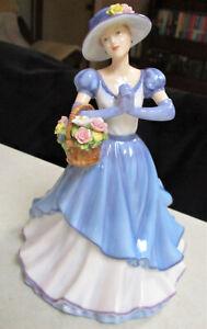 "Lovely ROYAL DOULTON  Figurine  ""Happy Birthday 2011""   22cm High - Original Box"